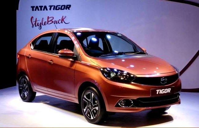 Tata Sedan Car Tigor