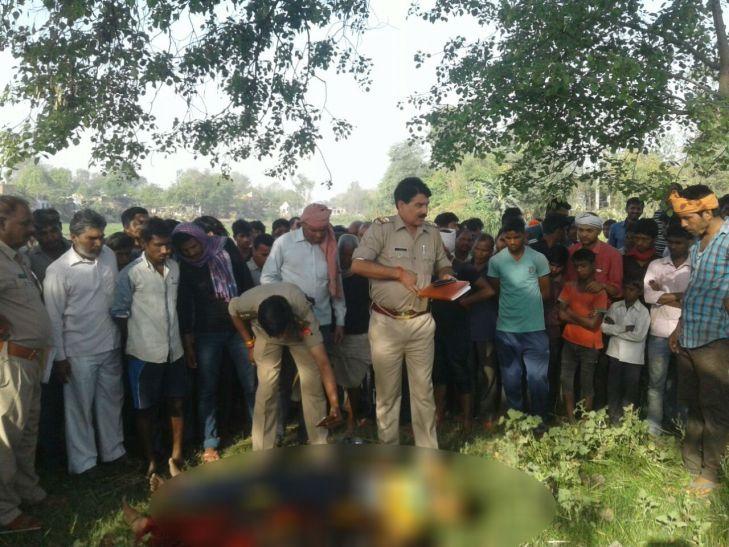 जौनपुर में पेड़ से लटकता मिला प्रेमी युगल का शव, जांच में जुटी पुलिस