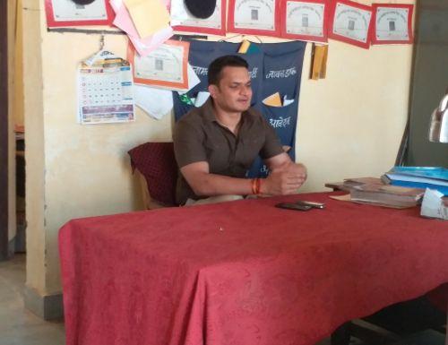 एसपी गौरव ने दिए कार्रवाई के निर्देश