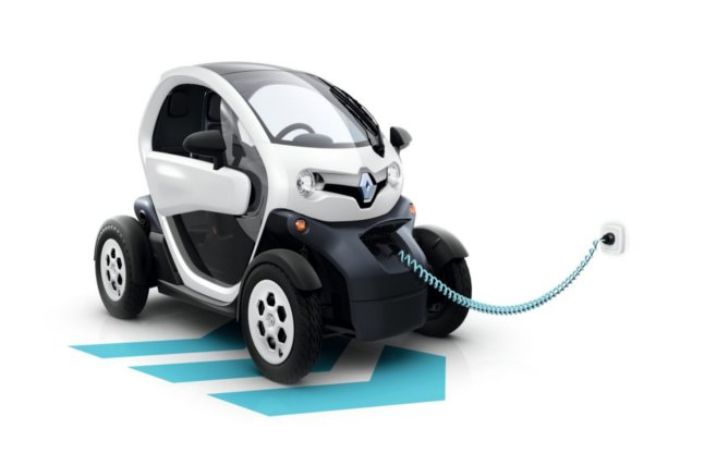 Renault Electric CarTwizy