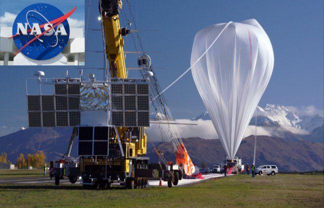 अंतरिक्ष किरणों का पता लगाने के लिए नासा छोड़ेगा विशाल बैलून