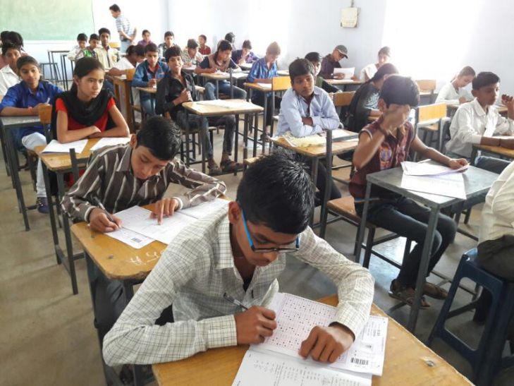 720 सीटों के लिए 1646 विद्यार्थियों ने दी प्रवेश परीक्षा