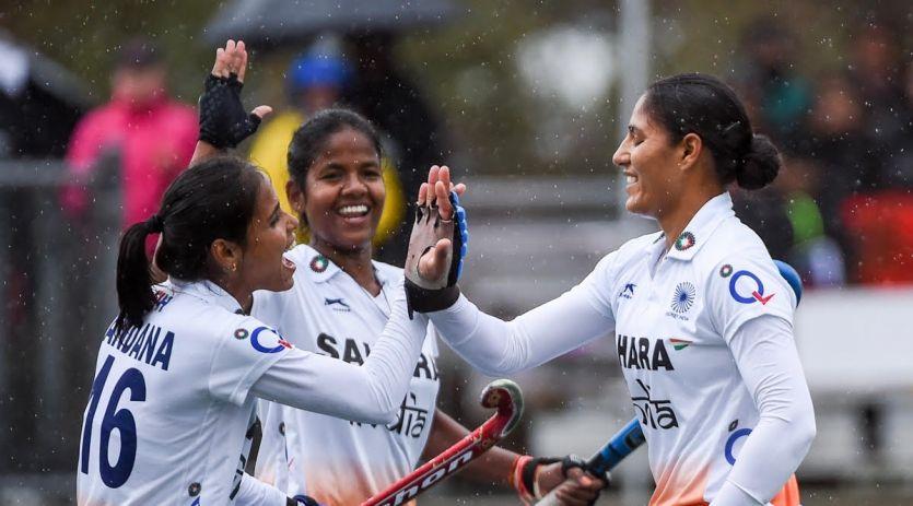 महिला हॉकी वर्ल्ड लीग राउंड टू के फाइनल में भारत