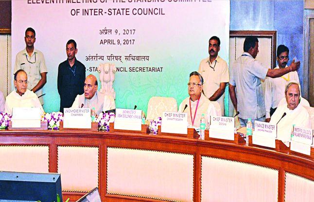 अंतरराज्यीय बैठक में बोला ओडिशा, CG में महानदी पर सभी निर्माण गतिविधियां रोकें