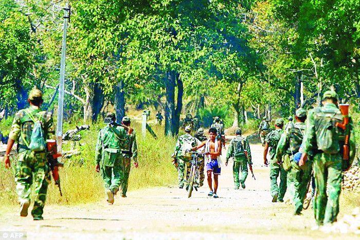 सुकमा में 25 जवानों का मारा जाना मानवाधिकारों का उल्लंघन नहीं: CRPF