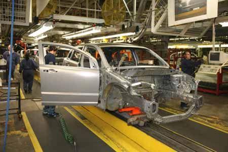फरवरी में गिरा औद्योगिक उत्पादन, आईआईपी १.२ फीसदी सिकुड़ा