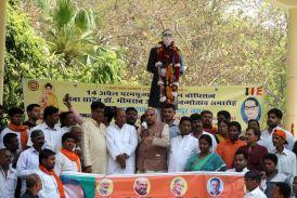 योगी के मंत्री का बड़ा बयान-कहा- मायावती ने दलितों के वोटों पर बोली लगाकर अपनी तिजोरी भरी