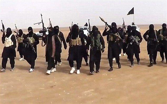 ISIS की नापाक करतूत, इराकी सेना पर गैस अटैक