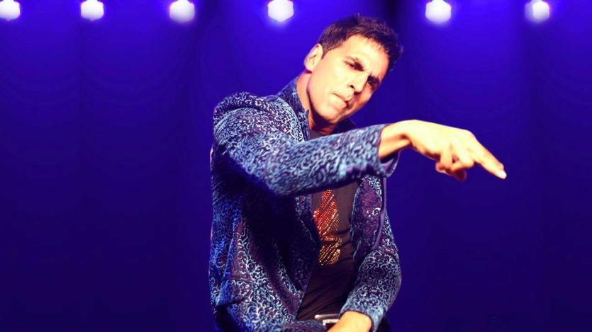 Da-Bangg tour में पहुंचे अक्षय कुमार, अपनी परफॉर्मेंस से फैंस को किया सरप्राइज, देखें VIDEO