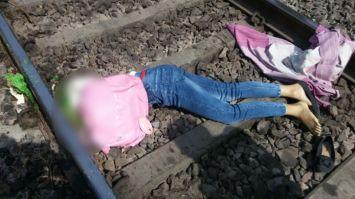 रेलवे ट्रैक पर मिली इंजीनियरिंग छात्रा की सिर कटी लाश, फैली सनसनी