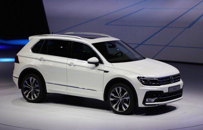 टेस्टिंग दौरान नजर आई फॉक्सवेगन की यह नई SUV, जल्द होगी भारत में लॉन्च