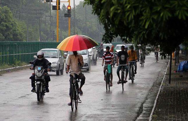 Monsoon To Remain Normal This Year : IMD - इस साल सामान्य रहेगा मॉनसून : मौसम विभाग   Patrika News