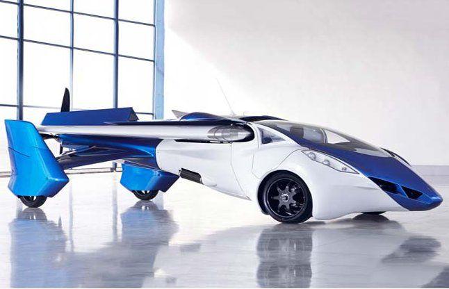सड़कों के जाम से मिलेगी मुक्ति, यह कंपनी ला रही हवा में उडऩे वाली कार