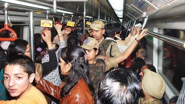 मेट्रो में महिला सुरक्षा को लेकर सीआईएसएफ का सराहनीय प्रयास, जानें क्या कहते हैं आंकड़े