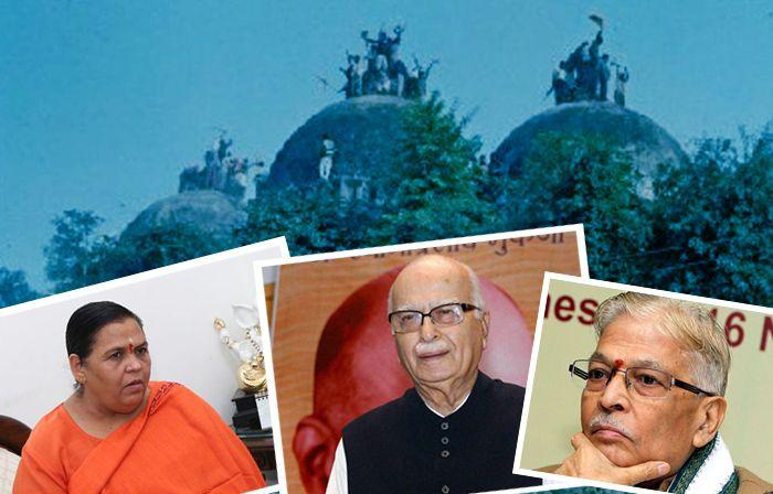 बाबरी विध्वंस केस : शीर्ष नेताओं के साथ BJP, PM मोदी ने की बैठक