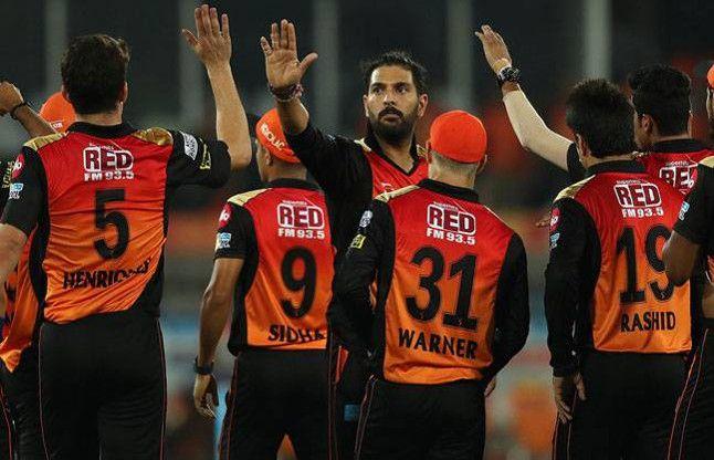 आईपीएल 2017 : सनराइजर्स ने दिल्ली को 15 रनों से दी मात