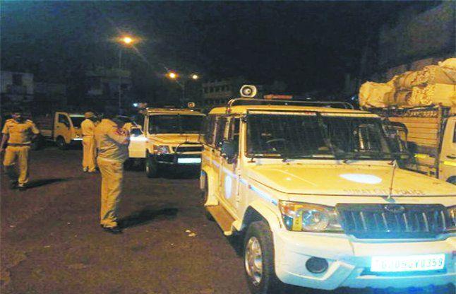 हिस्ट्रीशीटर आरिफ मिंडी को पकडऩे गई पुलिस टीम पर हमला
