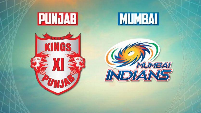 IPL-2017: पंजाब को मिलेगी मुंबई की मुश्किल चुनौती