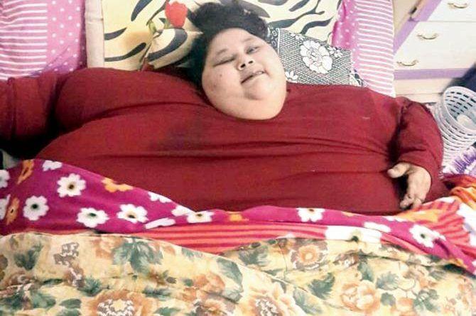 भारतीय Dr. को मिली बड़ी कामयाबी, दो महीने में घटाया ईमान का 250 Kg. वजन