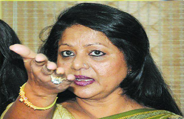 दिल्ली महिला कांग्रेस की अध्यक्ष का इस्तीफा