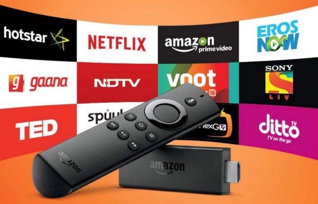 भारत में लान्च हुआ अमेजन Fire TV Stick, जानिए क्या है खास