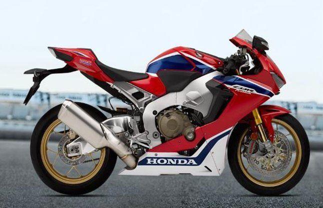 होंडा ने भारत में शुरू की अपनी स्पार्ट्स बाइक CBR1000RR की बुकिंग