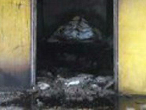 सहकारी समिति में भड़की आग, 13 जिंदा जले