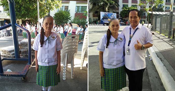 79 साल की इस बुजुर्ग महिला के कमाल को जान कर आप हक्के-बक्के रह जाएंगे!