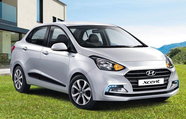 2017 Hyundai Xcent Facelift