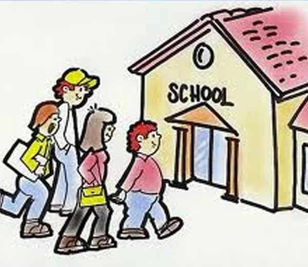 आठवीं तक के स्कूल बंद करने के आदेश