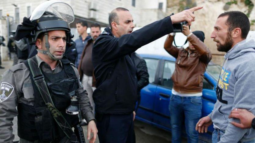 फिलीस्तीनी को प्रताड़ित करने वाला इजरायली पुलिसकर्मी बर्खास्त