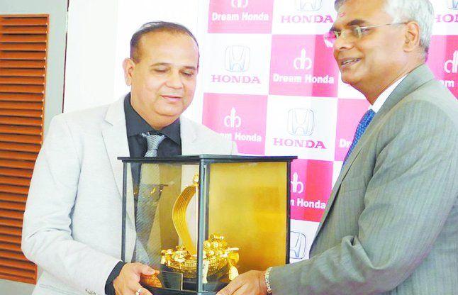 होन्डा कार्स इंडिया की नवसारी में डीलरशिप शुरू