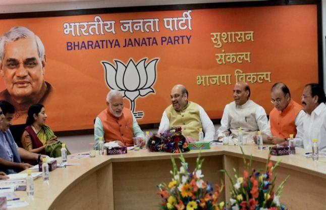 पीएम मोदी आैर भाजपा इस तारीख को राष्ट्रपति पद के लिए रचेंगे 'चक्रव्यूह'