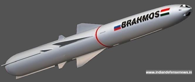जमीन पर मार करने वाली ब्रह्मोस मिसाइल का सफल परीक्षण