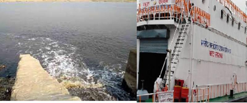 PM मोदी का गंगा वाटर ट्रांसपोर्टेशन प्लान मां गंगा के जल प्रवाह में बन रहा बाधक