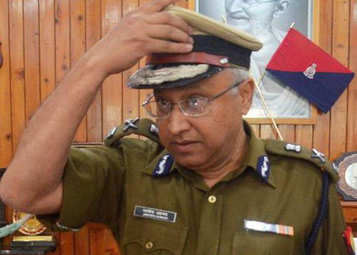 डीजीपी पद से हटाए जाने पर जावीद अहमद ने दिया ये जवाब