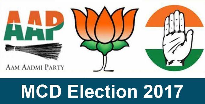 MCD चुनाव: प्रचार समाप्त, राजनीतिक पार्टियों की प्रतिष्ठा दांव पर
