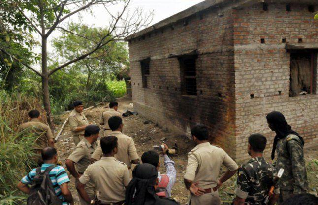 लाभपुर में धमाका,आठ लोगों की मौत