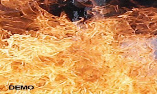 सेल्स टैक्स ऑफिस में लगी आग, कर्इ फाइल जलकर राख