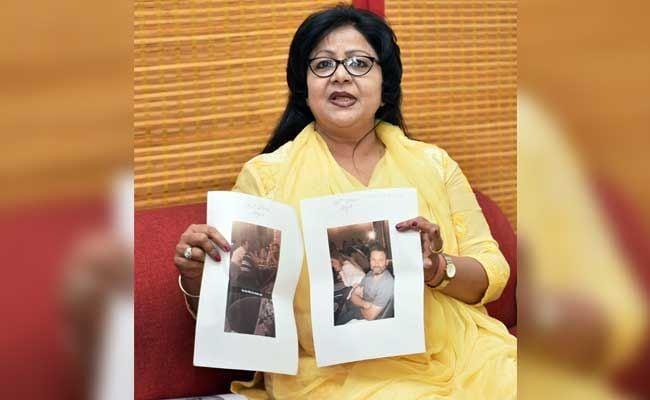 कांग्रेस ने बरखा सिंह को 6 साल के लिए पार्टी से निकाला