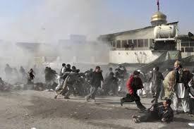 अफगानिस्तान : तालिबानी हमले में 8 सैन्यकर्मियों सहित 9 मरे