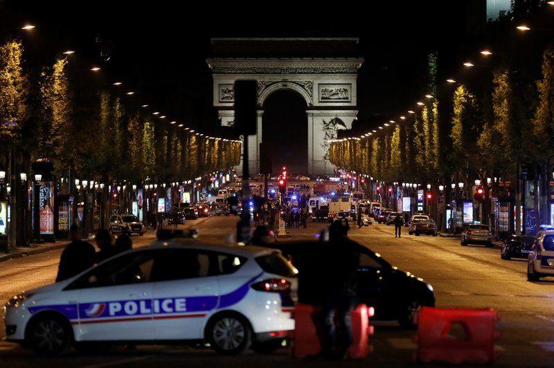 ISIS की गोलीबारी से दहला पेरिस, 1 पुलिसकर्मी की मौत