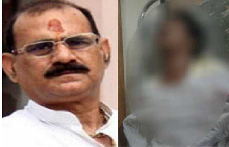 विधायक विजय मिश्र के भाई ने बहू और मायके वालों पर दर्ज कराया हत्या का मुकदमा