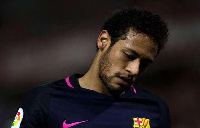 स्पेनिश लीग : रियल के खिलाफ मैच से बाहर हुए नेमार