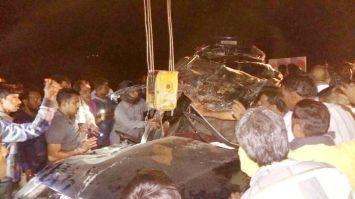 MP में भीषण सड़क हादसा, राजस्थान के छह लोगों की मौत