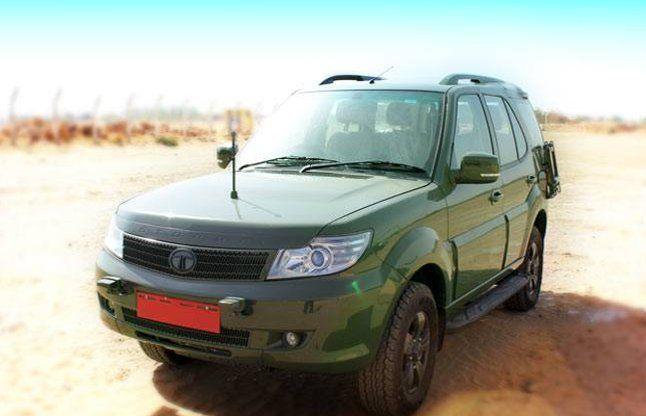 15 महीने की परीक्षा में पास हुई टाटा की सफारी स्टॉर्म, सेना को मिलेेंगे 3192 वाहन