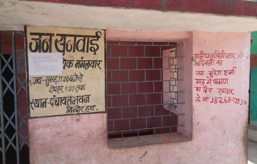 हकीकत से कोसों दूर ग्रामोदय से भारत उदय
