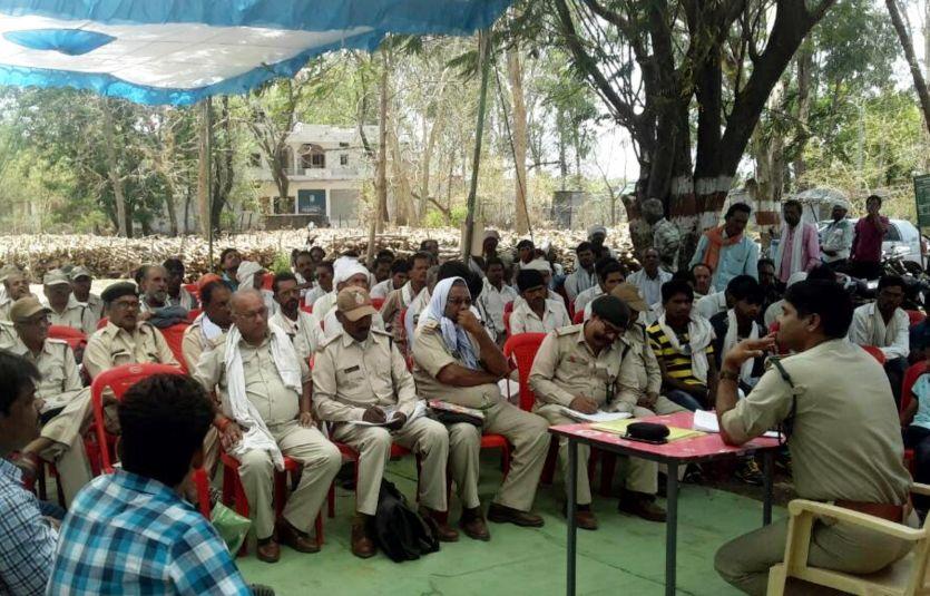 तेंदूपत्ता संग्रहण के लिए वन समितियों का प्रशिक्षण