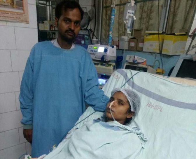 90 मिनट बंद रहा इस महिला का दिल, फिर ऐसे कर दिया डॉक्टर्स ने जिन्दा
