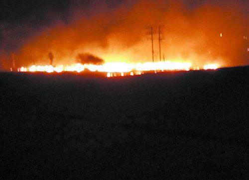 चौरई में आग का तांडव जारी, अब तीन गांवों में लगी आग